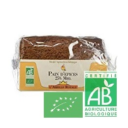 Pain d epices au miel 250g l abeille royale