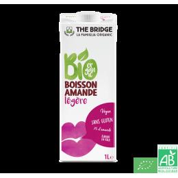 Boisson amande legere 1l the bridge