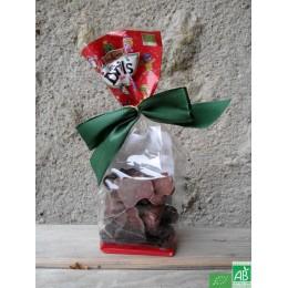 Friture chocolat saveurs et nature