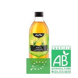 The glace mate citron 33cl yogi tea