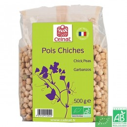 Pois chiches celnat