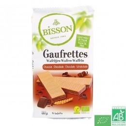Gaufrettes chocolat bisson