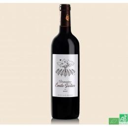 Bordeaux supérieur rouge domaine grelier