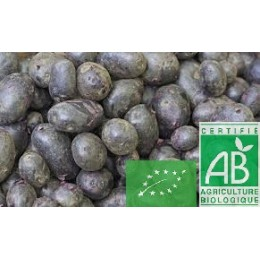 Pommes de terre bleu d'artois 500g