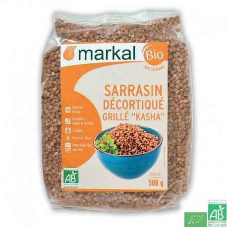 Sarrasin decortique grille kasha markal