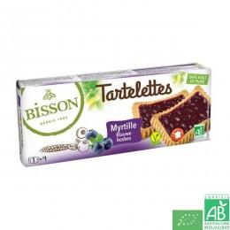 Tartelettes myrtille bisson