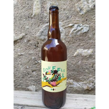 Souffle tropical 75 cl brasserie du vieux singe