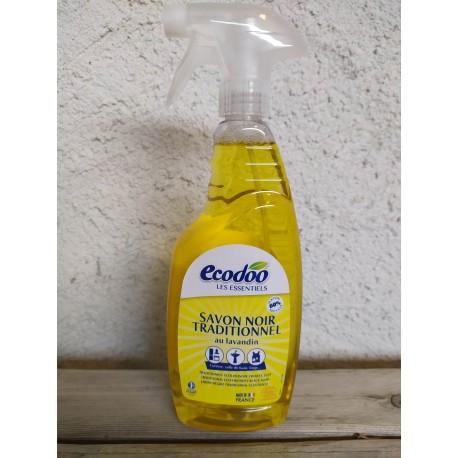 Spray savon noir au lavandin ecodoo