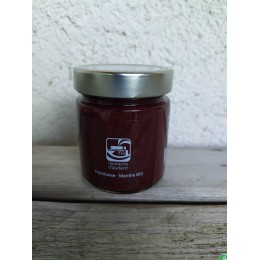 Confiture framboise menthe moments d audace