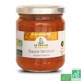 Sauce tandoori le voyage de mamabe