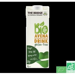Boisson avoine sans gluten the bridge