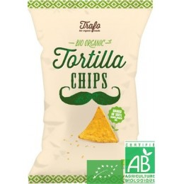 Chips tortilla nature trafo