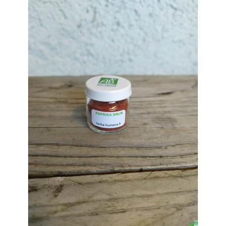Paprika brun 3g herba humana
