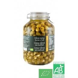 Olive verte ail epikouros 150g