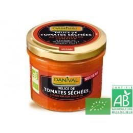Delice de tomates sechees danival