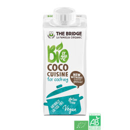 Creme de coco cuisine the bridge