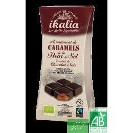 Caramels fleur de sel chocolat ikalia