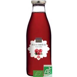 Pur jus de cranberry 50cl natur avenir