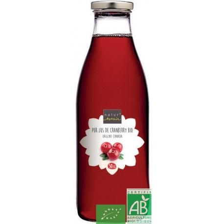 Pur jus de cranberry 50cl