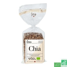 Pain croquant chia fro