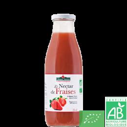 Nectar des fraises coteaux nantais