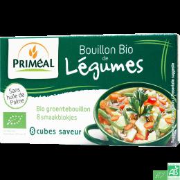 Bouillon bio de legumes primeal
