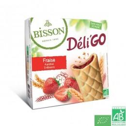 Deligo fraise bisson