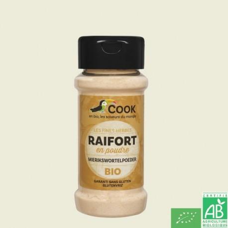 Raifort poudre cook