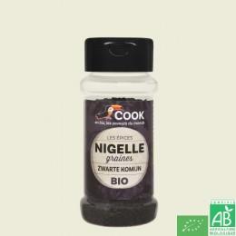 Nigelles graines cook