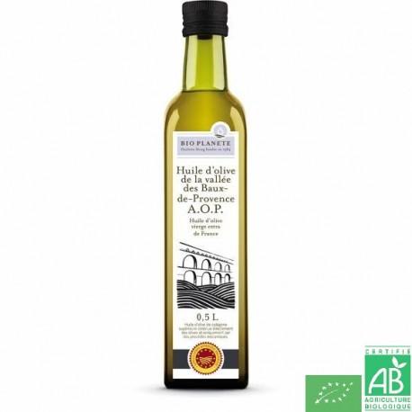 Huile d olive de provence aop bioplanete