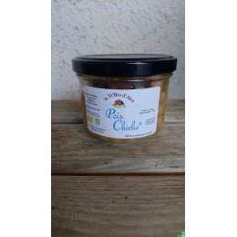 Conserve pois chiche 210g tibio daire