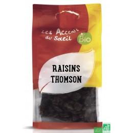 Raisins thomson les accents du soleil