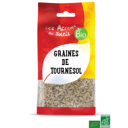 Graines de tournesol accent bio