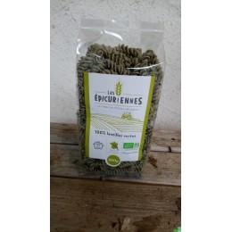 pates lentilles vertes la ferme du joyeux laboure