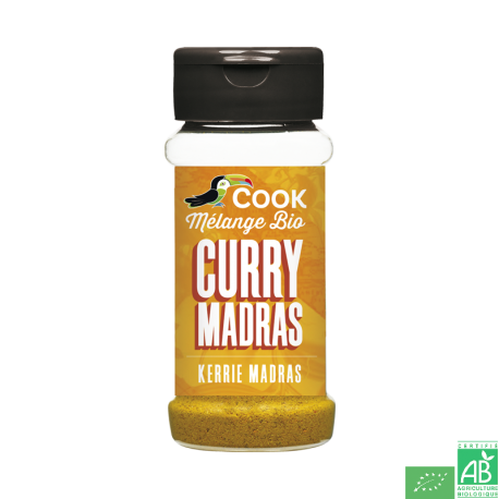 Curry madras fort cook