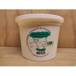 Yaourt bergamote 500ml gaec des frisonnes