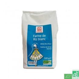 Farine de riz blanc celnat