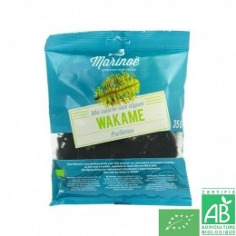 Wakame paillettes marinoe 35g