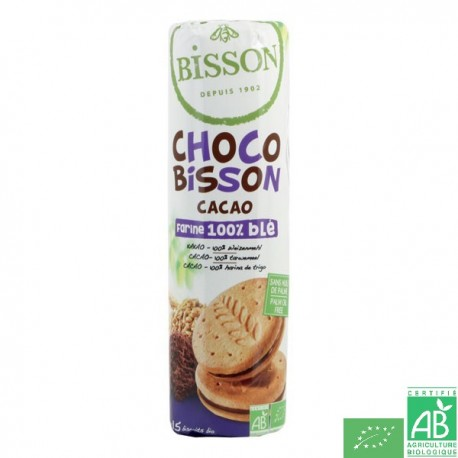 Choco bisson cacao farine ble