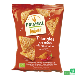 Triangle de maîs mexicaine primeal