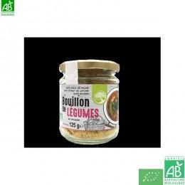 Bouillon de legumes en poudre 125g philia