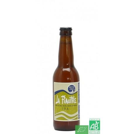 Bière La Piautre IPA de La Fabrique des bières d'Anjou