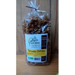 Torsades shiitake 250g le grain libre