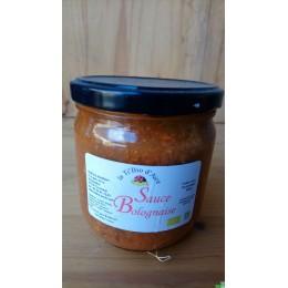 Sauce bolognaise 400gr la tibio daire