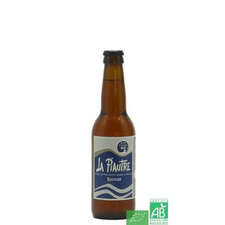 Bière La Piautre blonde de La Fabrique des bières d'Anjou