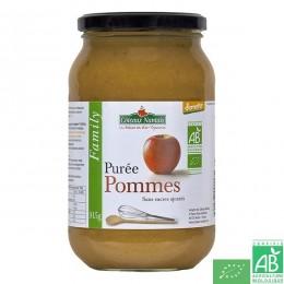 Puree de pommes 915g coteaux nantais