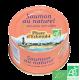 Saumon au naturel Phare d'Eckmühl