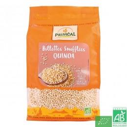Billettes souflees quinoa primeal
