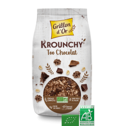Krounchy too chocolat grillon d or
