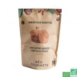 Sables figue noisette sans sucres neogourmets